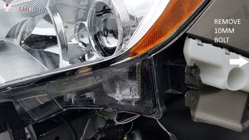 NISSAN QUEST FRONT BUMPER REMOVAL