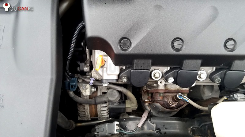 acura tl ignition coil diy