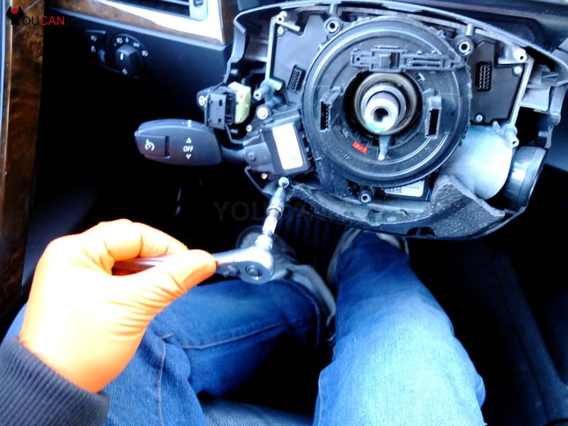bmw cruise control switch replacement diy