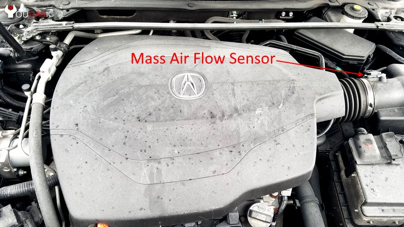 Engine Replacement Cost >> Acura Mass Air Flow Sensor Replacement, Cost, DIY