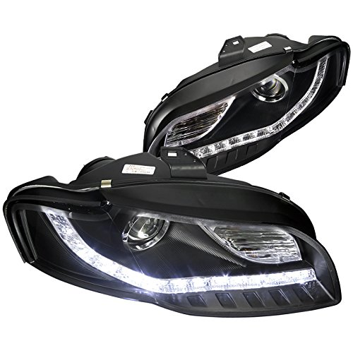 audi led headlight upgrade