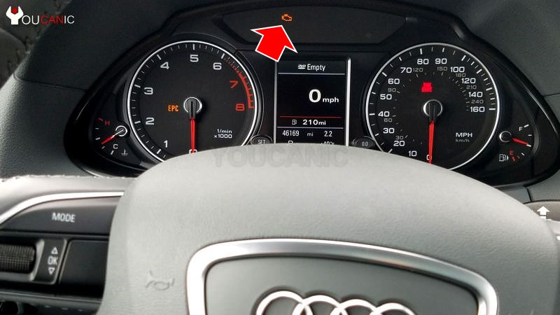 Why Is My Audi Check Engine Light On