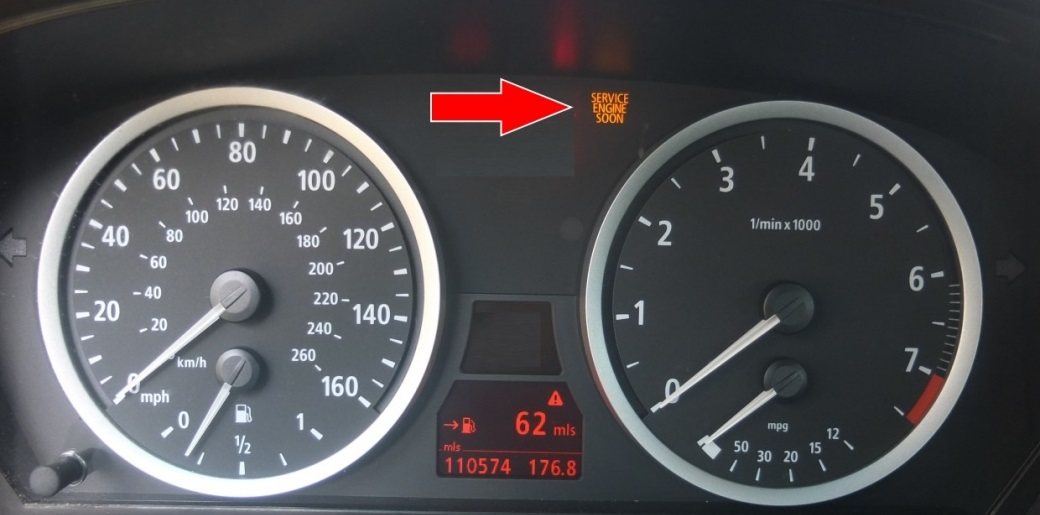 Bmw Check Engine Light Problem Amp Solutions