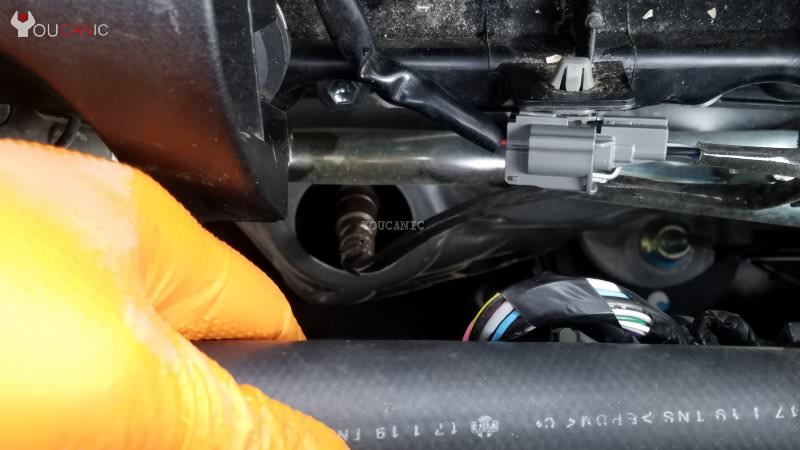 How To Replace Oxygen O2 Sensor On 2011