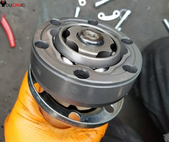 new driveshaft cv joint