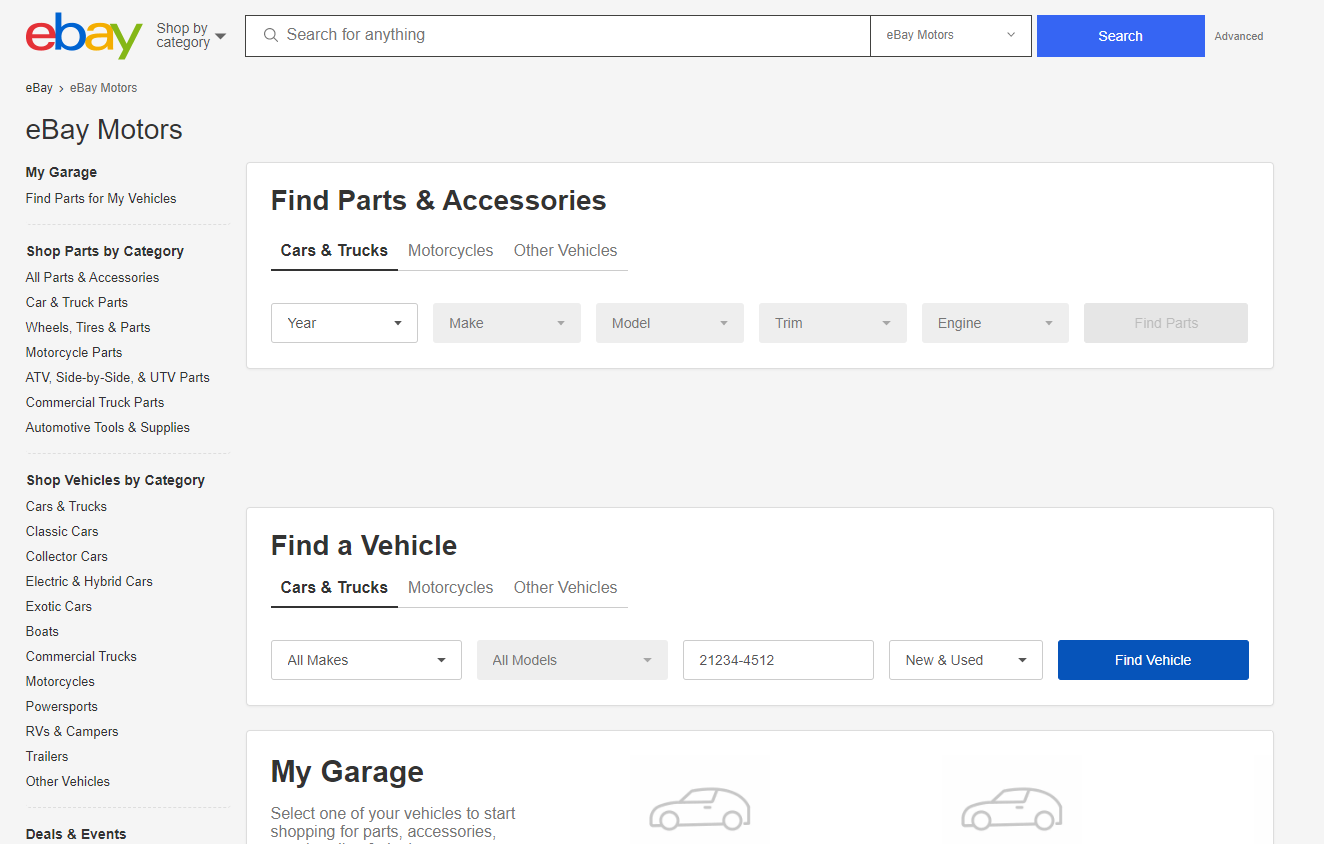 5 Best Sites To Buy Cheap Car Parts Online Youcanic